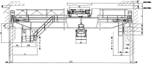 QP型抓斗、電磁兩用橋式起重機